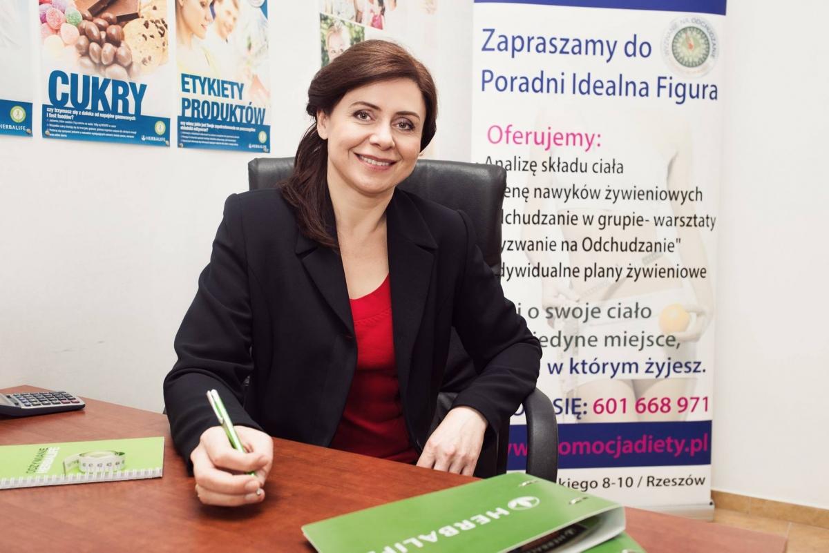 Małgorzata Wróblewska Herbalife